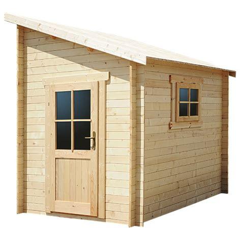 mon abri de jardin 2340 abri adoss 233 en bois massif 28mm brut 5 92m 178 gardy shelter