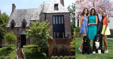 obama home obama family rents 4 3 million fancy new home but look
