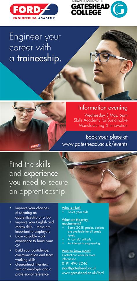 ford engineering ford engineering academy information evening ford