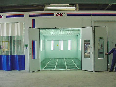 cabine forno per carrozzeria forni per carrozzeria cmc italy