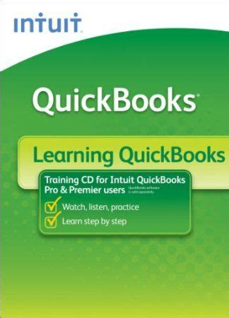 quickbooks tutorial cd the self paced training of learning quickbooks for windows