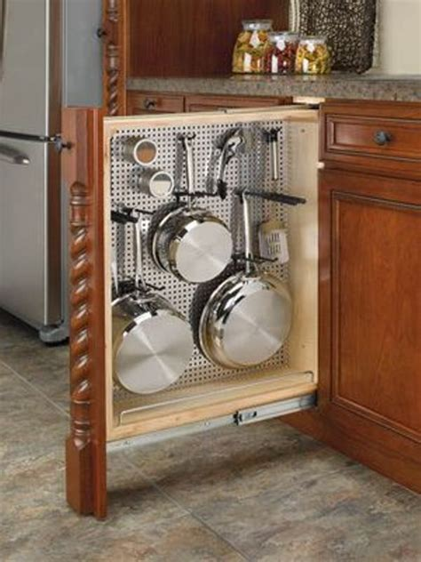 Kitchen Cabinet Space Savers