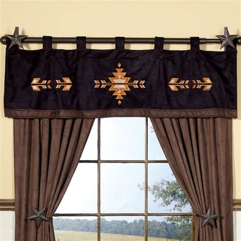western curtains and valances best 25 southwestern valances ideas on pinterest
