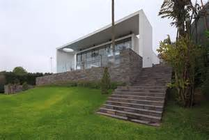 home on the hill modern city escape imposing house on the hill in lima