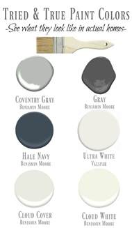 Benjamin Paint Colors 2017 Friday Favorites Starts With My Tried True Paint Colors