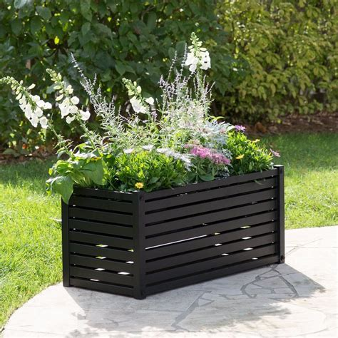 Rectangle Planter by 25 Best Ideas About Rectangular Planters On