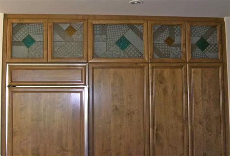 kitchen cabinet doors with glass inserts kitchen cabinets glass inserts quicua com