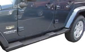 save 56 01 jeep wrangler 4 door running board side