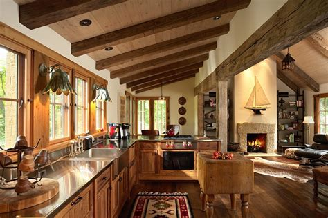 Tiles For Kitchen Backsplash Ideas stucco ceiling kitchen rustic with beams traditional prep