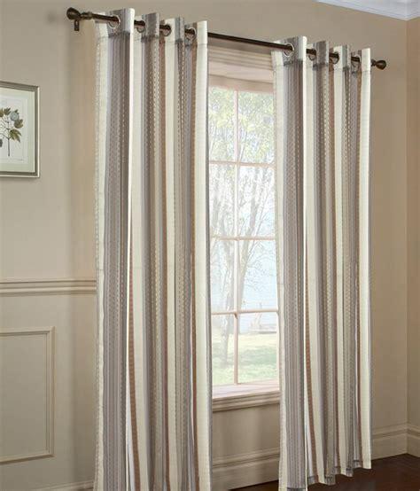 single curtains for doors rosara single door eyelet curtain buy rosara single door