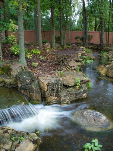 million dollar backyard cool backyard pond ideas aquascape million dollar pond