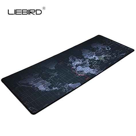 Rubber Mat Keyboard by New Computer Gaming Mouse Pad Non Slip Portable Desk Pad