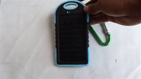 Power Bank Panel Surya power bank panel surya details review