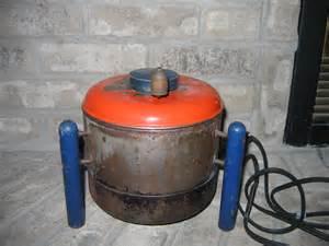 vintage electric crank popcorn popper for sale