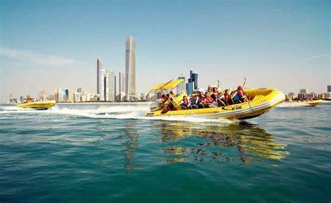 speed boat uae speed boat ride in abu dhabi thrillophilia