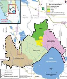 where is okeechobee florida on the map asrs show potential to restore water systems the