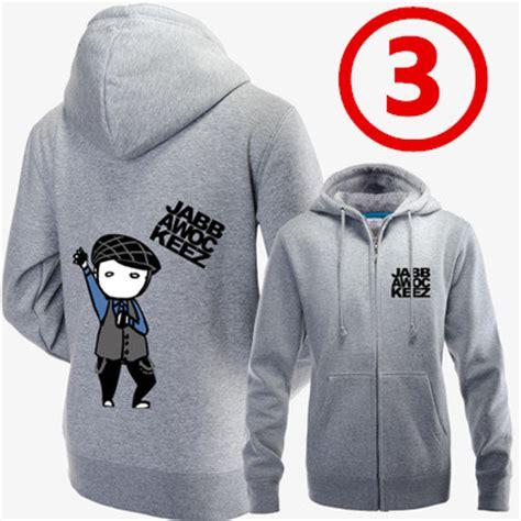 Hoodie Jabb Awoc Keez High Quality Hoodie jabbawockeez dancer logo zip up hoodies3 by