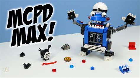 Lego Mixels Series 7 Busto Kuffs Tiketz Lego Mixels Series 7 Mcpd Kuffs Busto Tiketz Max Opening