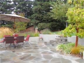Patio World Walnut Creek Ca by Flagstone Paving Ideas Landscaping Network