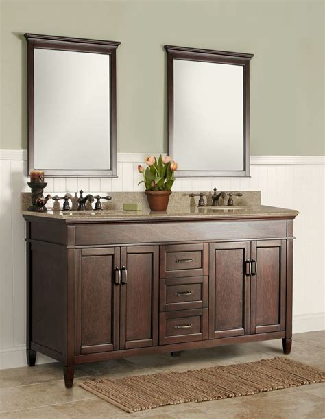 Home Depot 60 Inch Vanity by Ashburn 60 Inch Bath Vanity Home Depot Home Ideas