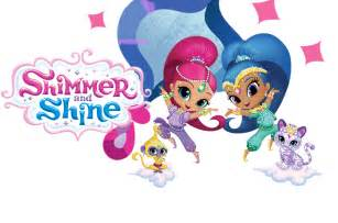 shimmer shine colouring pages activities nick jr uk