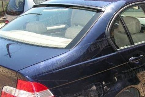 bmw 317 paint painted 317 orient blue bmw e46 4d sedan ac type rear