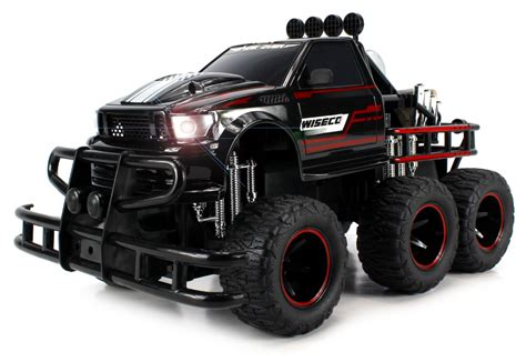 videos of rc monster trucks speed spark 6 215 6 electric rc monster truck big 1 12 scale