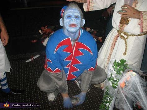 wizard  oz character nikko winged monkey costume
