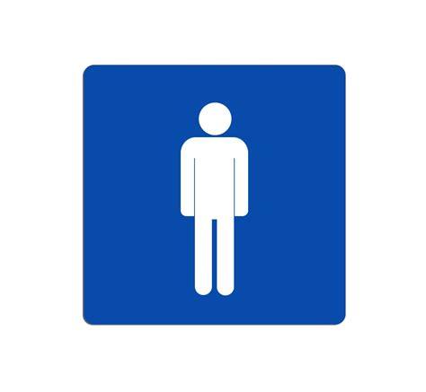 cartello bagno cartello uomo segnaletica wc toilette bagno targa adesiva