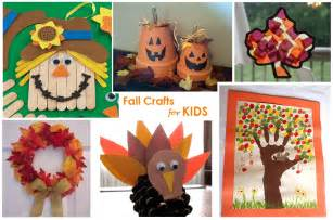 autumn art projects for kids autumn crafts picture