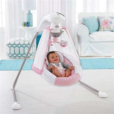 fisher price starlight cradle baby swing fisher price starlight 6 speed singing cradle n swing with baby mobile cdj49 ebay