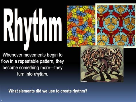 pattern rhythm definition 1000 images about theorie elements of art on pinterest