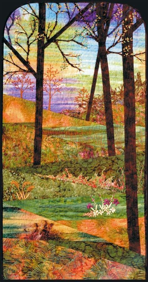 Landscape Quilt by 28 Best Fractured Landscape Quilts Images On