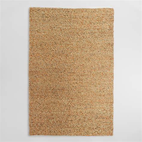 chunky jute rugs tie dye chunky jute symeon area rug world market