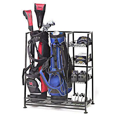 Golf Storage Rack Garage by Golf Storage Organizer Best Storage Design 2017