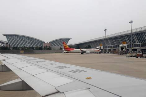 shanghai to be top air cargo hub business chinadaily cn