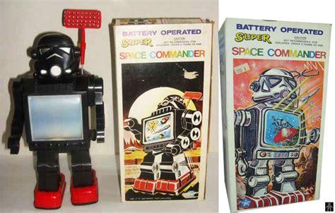 robot hong kong film 1 vintage toy robots super space commander super robot
