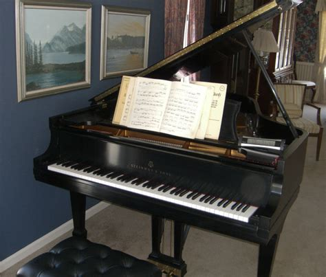 piano in room grand piano in living room images images