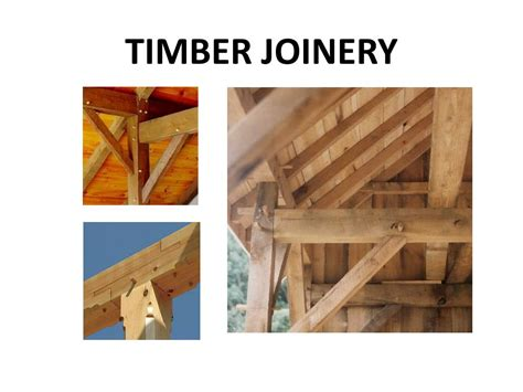 timber joinery powerpoint  id