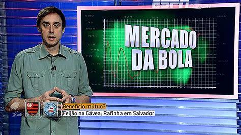 Mercado da Bola   Flamengo e Bahia negociam troca: Feijão na Gávea e Rafinha em Salvador   ESPN