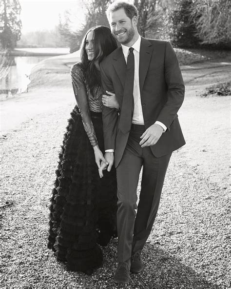 prince harry and meghan markle prince harry meghan markle so grateful after engagement