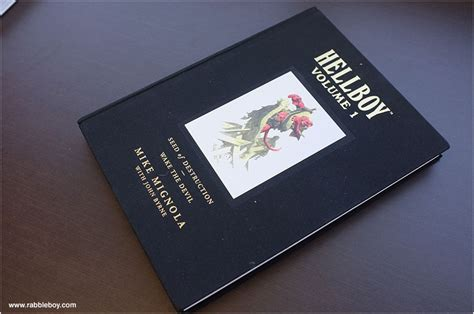 hellboy library edition volume 1 seed of and the rabbleboy hellboy library edition volume 1 seed of