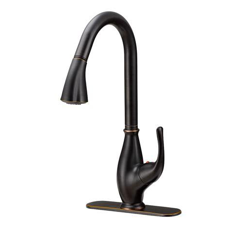 designers impressions oil rubbed bronze kitchen faucet with sprayer 651779 ebay designers impressions 651526 oil rubbed bronze kitchen