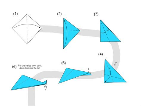 How To Make An Origami Angelfish - image gallery origami fish