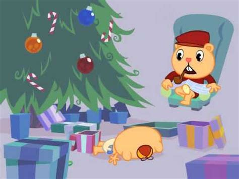 happy tree friends christmas smoochie youtube