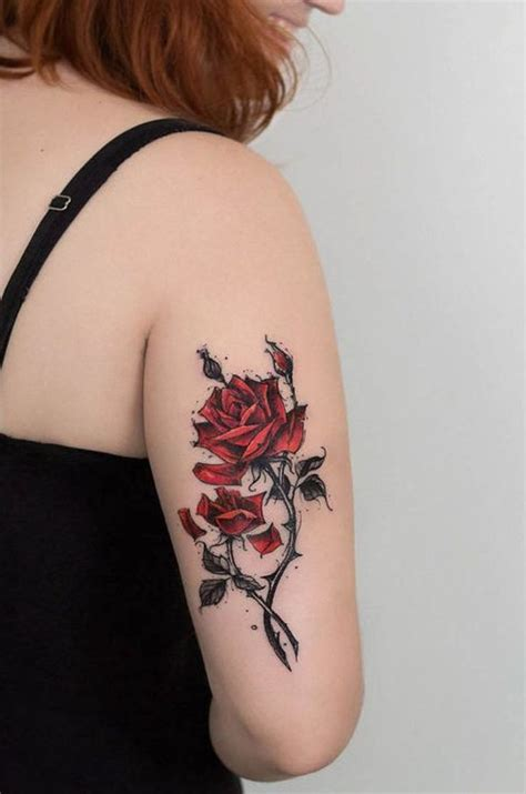 best tattoo roses 19 best tattoos images on inspiration tattoos