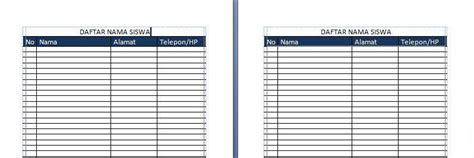 membuat judul tabel berulang secara otomatis