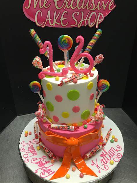 Sweet 16 Cakes by Quince Sweet 16 Cakes Exclusive Cake Shop