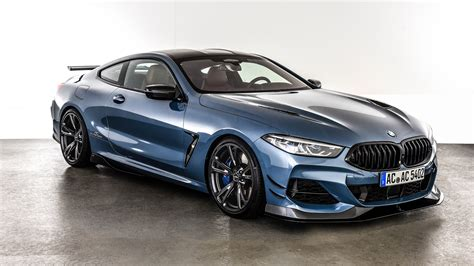 2019 8 series bmw bmw 8 series by ac schnitzer 2019 4k wallpapers hd