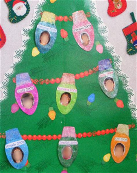 christmas ornament project for pre k pre k